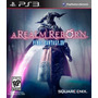 Final Fantasy Xiv Arealm Reborn Sellado Ps3