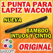 Punta De Repuesto Para Lapiz Tabla Wacom Bamboo, Intuos2/3..