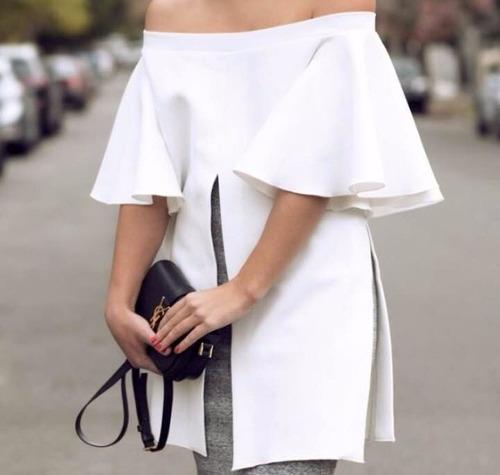 Blusas para mujer Limonni LI734 Campesinas