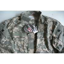 Chaqueta Militar Us Army Desierto Acu Digital Medium Regular