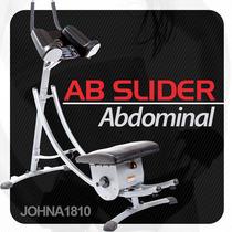 Ab C - Ab Slider Abdominales-ab Ultrafit- Nuevo Modelo