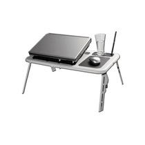 Mesa Para Portatil Startec Con Pad Mouse Y Ventilador!