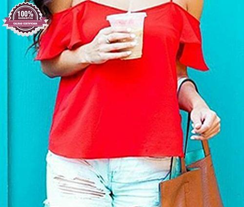 Blusas para mujer Limonni LI821 Casuales