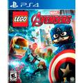 Lego Marvel Avengers Ps4 Nuevo Domicilio - Jxr