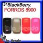 Forro Blackberry 8900 Silicona Acrilico Cuero Funda Curve