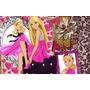 Cenefas Adhesivas Decorativas Barbie