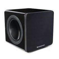 Subwoofer Cambridge X300 Color Negro. Inmediata.