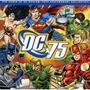 Dc Comics 75 La Musica De Los Comics - Cd Nuevo