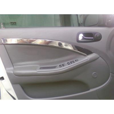 Kit cromado interior tablero puertas Chevrolet Optra