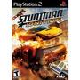 Stuntman  - Ignition  - Playstation 2 Ps2