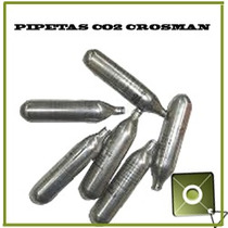 Pipetas Gas Co2 Crosman Pistolas Cp99 C11 Ppk Px4 Ruger