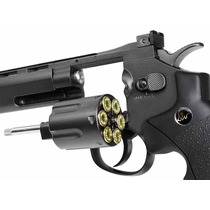 Revolver, Dan Wesson, 4.5, Co2, Metalico 8 Pulgdas New, 2012
