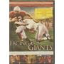 Enfrentando A Los Gigantes Facing The Giants Dvd Cristiana