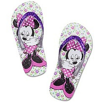 Sandalias Minnie Mouse Disney Originales