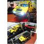 Carro Control Remoto Hummer Puertas Pilas Recargables