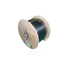 Rollo Cable Utp Cat6 23awg Intemperie Encauchetado 305mts