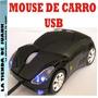 Mouse Usb Car Forma Carro Deportivo Ratón Óptico