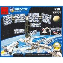 Juguete Para Armar Tipo Lego Estacion Espacial Internacional