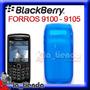 Forro Blackberry 9100 Azul Gel Atp Manguera Pearl 3g Funda