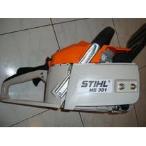 Motosierra Stihl Ms 381 Nueva Y Garantizada