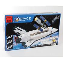 Juguete Para Armar Tipo Lego Transbordador Espacial Navidad