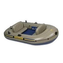 Bote Inflable Intex Excursion Para 5 Personas