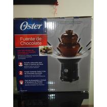 Fuente De Chocolate Oster