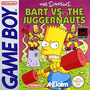 Simpsons - Bart Vs Juggernauts / Game Boy - Color Gbc - Gba