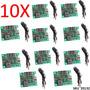 10 X Termostato Digital W1209 Control Temperatura Progra E/g