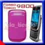 Forro Blackberry 9800 Torch Manguera Silicona Protector