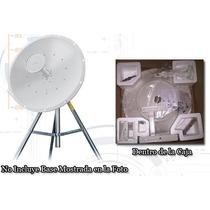 Antena Rocketdish Rd-5g34 Ubiquti 34 Dbi 5ghz Dual Pol