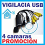 Tarjeta Dvr Camaras Vigilancia Usb Videos Graba Xp Window