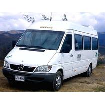 Alquiler De Aero Vans, Full Equipo, Tarifas Enconomicas