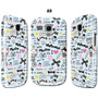Estuche Samsung Galaxy S3 Mini Gt I8190 Cartoon Network Azul