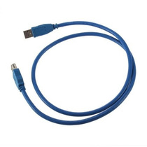 Cable Extension Usb 3.0 Macho A Hembra 4.8 Gbps 87 Cms Azul