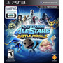 Nuevo Playstation All-stars Battle Royale Ps3