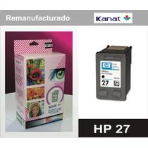¡¡cartucho Remanufacturado Hp 27!!
