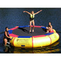 Trampolin Inflable Aquatico Isla   Piscinas Lagos Mar