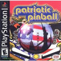 Patriotic Pinball / Playstation / Ps1 / Ps2 Ps3