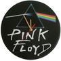 Reloj Pared Pink Floyd En Madera