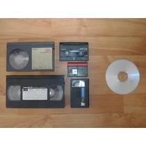 Conversion De Betamax Vhs Svhs Vhsc Video8 Hi8 Minidv A Dvd