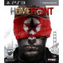Homefront Playstation Ps3