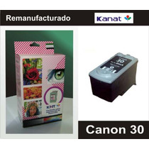 Cartucho Remanufacturado Canon 30!