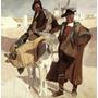 Poster (46 X 61 Cm) Typical Men Of La Mancha Joaquin Sorolla
