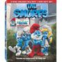 Película Blu-ray + Dvd The Smurfs Los Pitufos