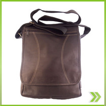 Bolso Cuero 100% Natural Carriel Maletin Ref 018 Y 012 Bogot