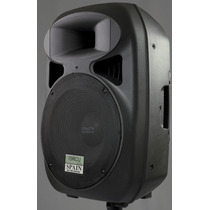 Cabina Amplificada 15 Rcu Usb Sd Radio Control Y Tripode