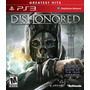 Dishonored - Playstation 3 Envio Gratis Cadansa
