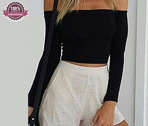 Blusas para mujer Limonni LI841 Tops