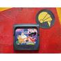 L La Sirenita Sega Gamegear / Armadilo Nintendo Nes Atari